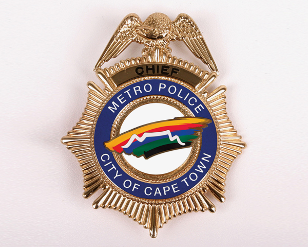 cape-town-metro-police-badge-design