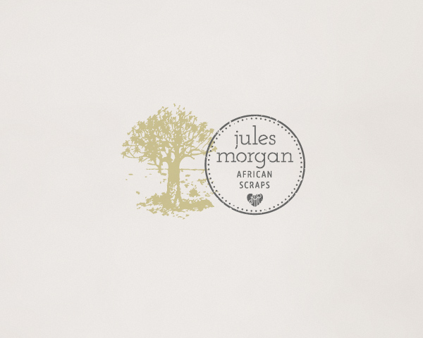 jules-morgan-african-scraps-photography-logo-design