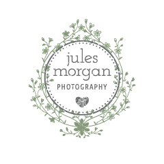 Jules Morgan Photography Branding