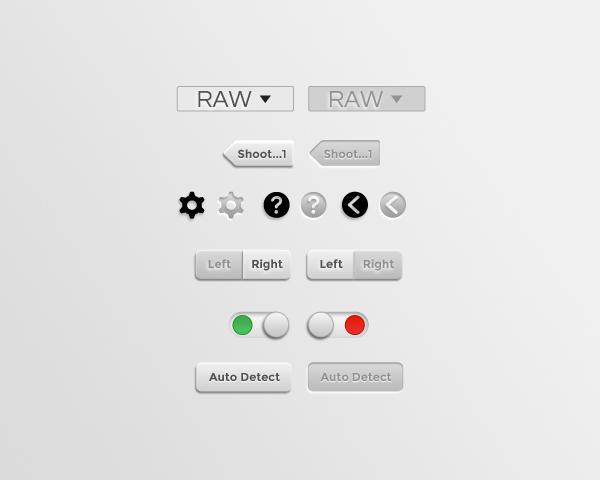 quickpic-ui-app-button-design