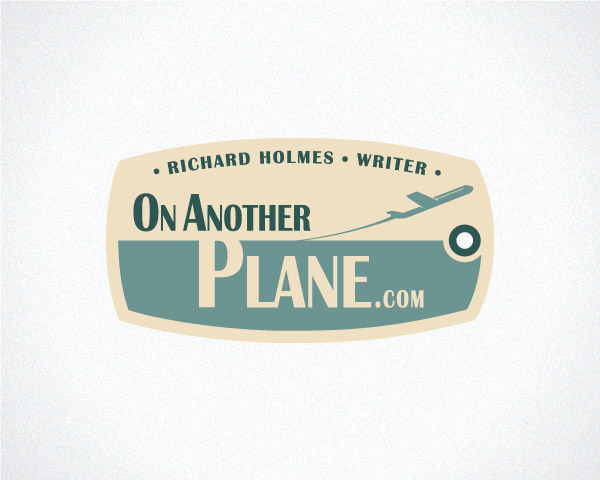 Logo design for Richard Holmes