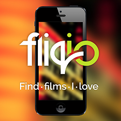 Fliqio App Interface & Logo