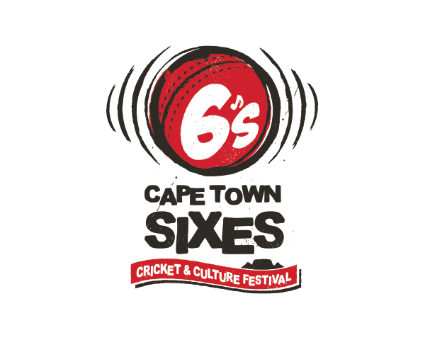 branding the first cricket 6's festival logo