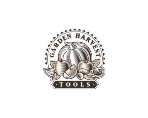 garden-harvest-tools-concept-branding