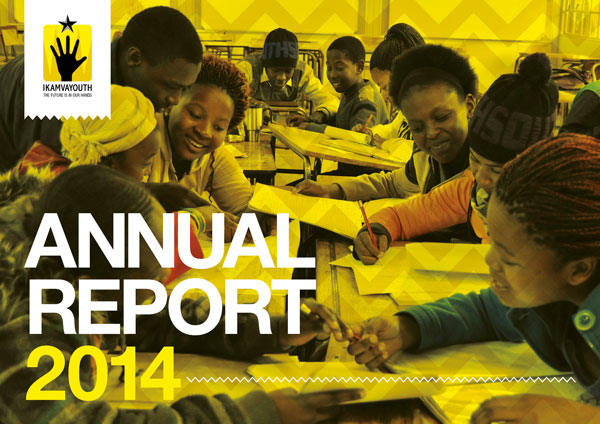 designing an annual report for the NGO sector